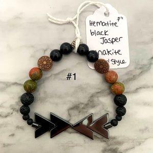⭐️ 2/30$ Heal, Cleanse, Balance Gemstone Bracelet